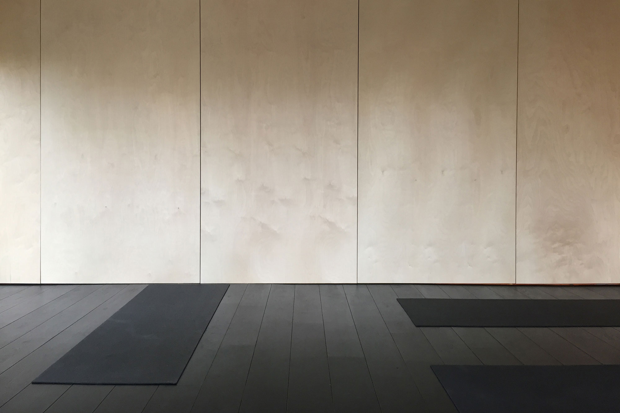 Aménager Une Salle De Yoga salle de yoga - fairfax